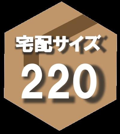 宅配サイズ 220
